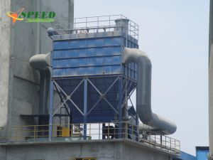 Ppca Series Plenum Pulse Bag Dust Collector pictures & photos