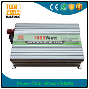High Frequency 1000W Solar Power Inverter China Factory Price Sales pictures & photos
