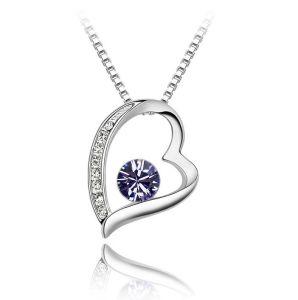 Austria Crystal Jewelry Necklace (QS-N2182)