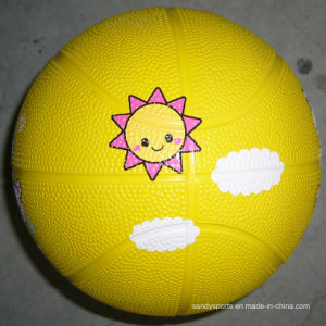 Eco-Friendly Factory Cheap Price Low Price Colorful Toy Rubber Basketball pictures & photos