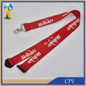 Silk-Screen Printed Logo Lanyard for Sale pictures & photos