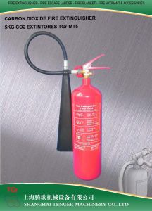 5kg CO2 Fire Extinguisher -Ck45 Steel pictures & photos