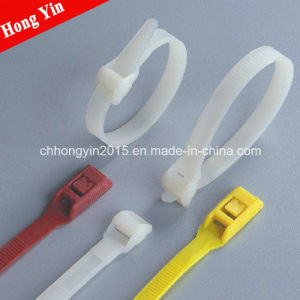 Double Locking Strong Supporting Capacity Cable Ties pictures & photos