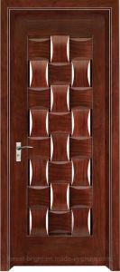 Luxury Villa Entrance Solid Wooden Door High Quality Door pictures & photos