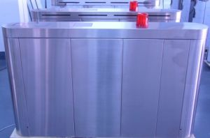 Security System Entry Gate Turnstile for Mass Transit pictures & photos