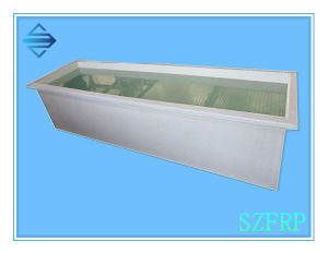 GRP Culture Pond, Fiberglass Custom-Made Tank, FRP Tank pictures & photos