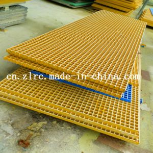 Low Price Molded FRP Grating, FRP Grating Cover, Bar Grating pictures & photos