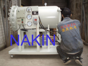 Nakin Tj Coalescence & Separation Oil Purifier/ Insulating Oil Filtering Machine/Oil Purification pictures & photos
