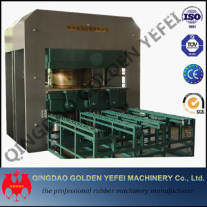 Rubber Conveyor Belt Vulcanizing Machine/Sidewall Conveyor Belt Curing Press pictures & photos