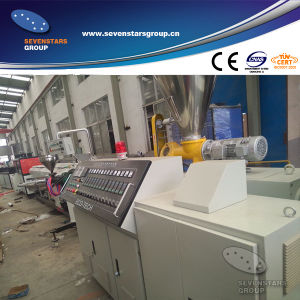 PVC Draining Pipe Machine / PVC Pipe Extrusion Line pictures & photos