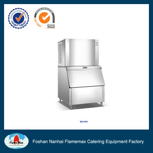 Commercial Cube Ice Maker Water Cooling (SD-500) pictures & photos