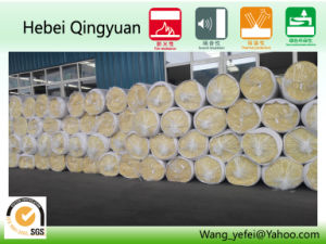 White Environmental Protection Insulation Glass Wool Felt pictures & photos