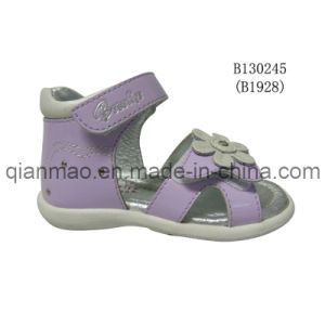 The Children Leather Sandals, Girls Sandals (B130245)