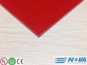 Epoxy Laminate Red G10 pictures & photos