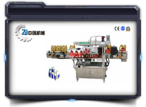 Front and Back Double Sides Labeling Machine (Zhtbs02) pictures & photos