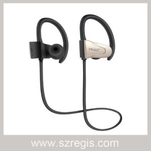 Best Stereo Shoulder-Mounted Wireless Bluetooth V4.1 Headset Earphone Headphone pictures & photos