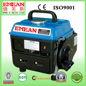 0.65kw-7kw Low Noise New Design Portable Gasoline Generator pictures & photos