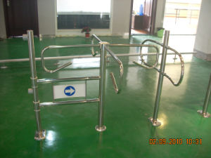 Mechanical Turnstile, Swing Gate, Solding Gate, pictures & photos