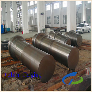 Hot Rolled Steel Shaft Forging pictures & photos