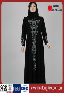 Black Abaya Fabric in Good Quality pictures & photos