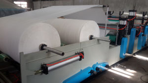 Fully Automatic Paper Rewinding and Toilet Paper Cutting Machine pictures & photos