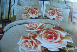 Reactive Printing 3D Printed Bedding Set pictures & photos