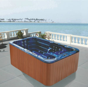 Wholesale USA Acrylic Balboa Freestanding Outdoor SPA Pool (M-3337) pictures & photos
