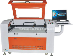 CO2 Auto Camera Positioning Laser Cutting Engraving Machine (WZ9060CCD)