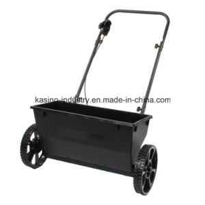 Walk-Behind Manual Fertilizer Drop Spreader Tc2032 pictures & photos