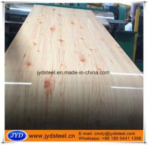 Wooden Design PPGI for Decoration pictures & photos