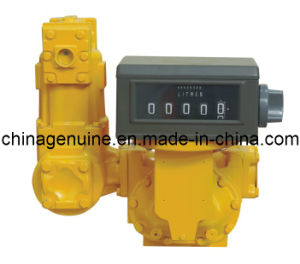 Zcheng Positive Displacement Flow Meter Zcm-610 pictures & photos