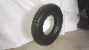 High Contain Natural Rubber Tire & Tube pictures & photos