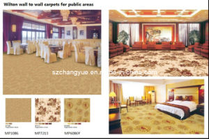 Luxury Living Room Broadloom Wool Carpet pictures & photos