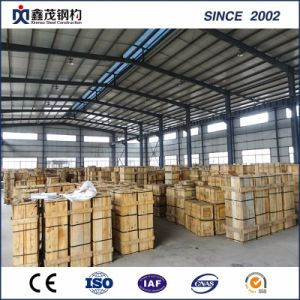 Large Span High Rise Prefabricated Steel Structure Building for Warehouse pictures & photos