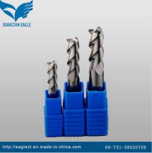 Carbide Endmill Milling Cutter for Aluminium and Titanium Processing