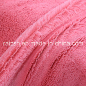 100% Polyester Knitted Fabric PV Fleece for Wholesale pictures & photos