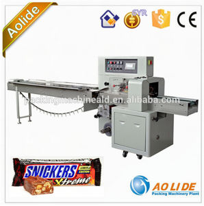 Full Automatic Horizontal Confectionery Candy Packaging Machine Manufacturer pictures & photos