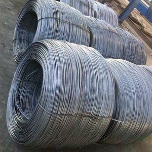 Cold Rolled Deformed Bars Ribbed Wire pictures & photos