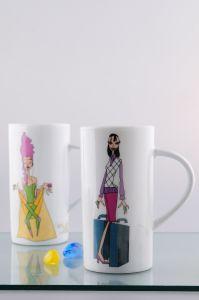 Ceramic Tall Mug (CZJM1197)