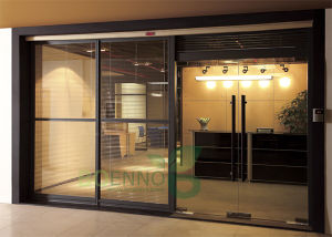 Office Glass Partition (NOP-04)