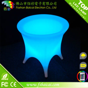 Rechargeable LED Table (BCR-358T) pictures & photos