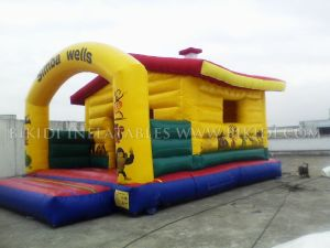 Inflatable Bounce House, Commercial Bouncer B1157 pictures & photos