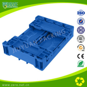 China Supplies Plastic Crates Stackable Turnover Box pictures & photos