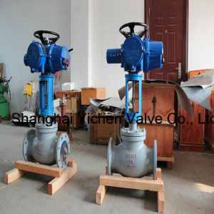Rotork Actuator Globe Type Electric Sleeve Control Valve pictures & photos