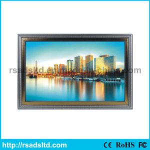 Customized Size Indoor LED Display Slim Light Box Sign pictures & photos