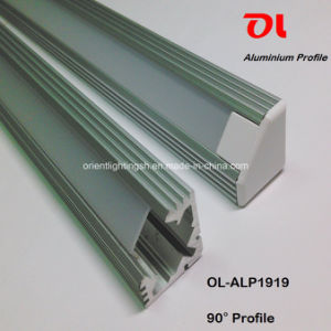 Side-Emitting LED Anodised Aluminum Profile (ALP1919) pictures & photos