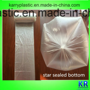 HDPE Trash Bags, Plastic Garbage Bags pictures & photos