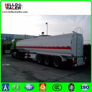 China Trailer Manufacturer 45000 Liters Oil Fuel Tanker Trailer pictures & photos