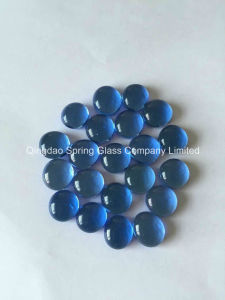 Glass Pebbles Manufacturer From Qingdao pictures & photos