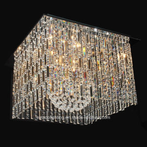 Crystal Chandelier LED Ceiling Lamp (Em8980-24)